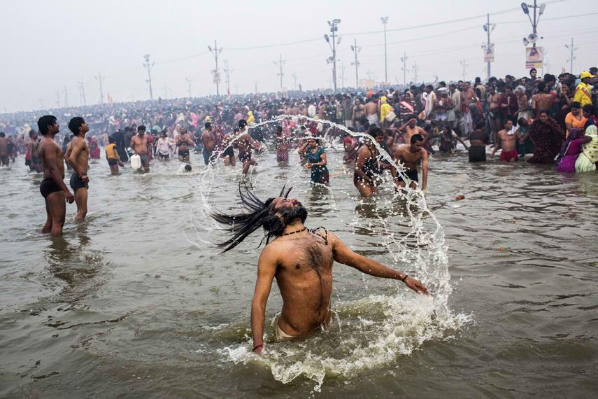 Ganges-water