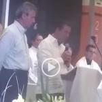 Gobernador de Guanajuato 'entrega el estado a Dios' en consagración