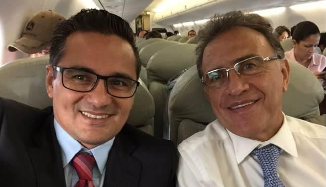 Jorge Winckler: Fiscal de Veracruz y defensor de los Yunes en denuncia por enriquecimiento ilícito
