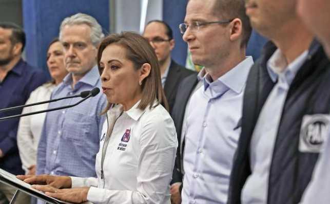 PGR desmiente a Vázquez Mota, sus familiares no están exonerados