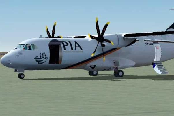 Aerolínea paquistaní deja en tierra a su personal hasta que adelgace