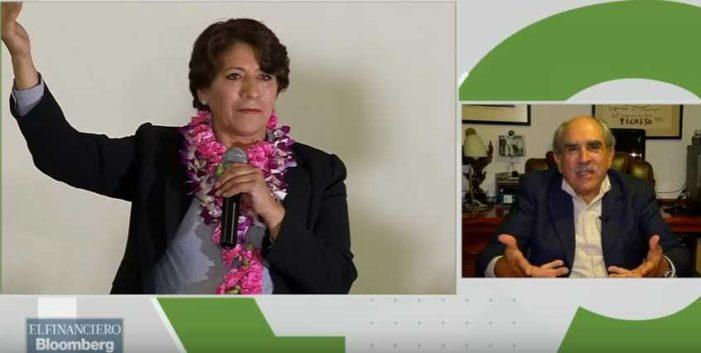 Pablo Gómez llama a votar por Delfina; no le importa que lo expulsen del PRD (video)