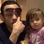 """Te pegó El Canelo"" le dice su hija a Julio César Chávez Jr (Video)"