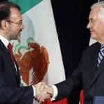 Tillerson acepta culpa por narcotráfico, EU es el mercado
