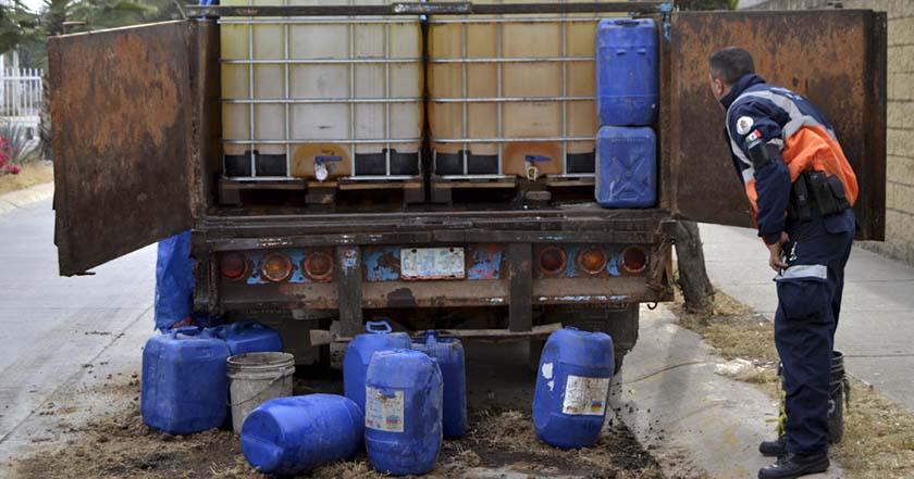 huachicoleros #DesabastoDeGasolina; en estados con más robo de combustible