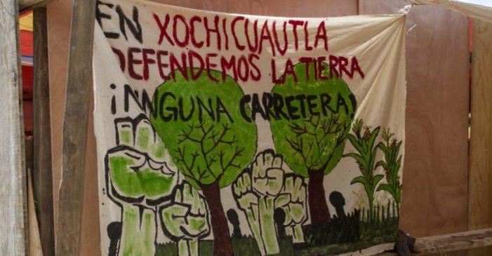 Pobladores de Xochicuautla temen que reinicie autopista después de elecciones