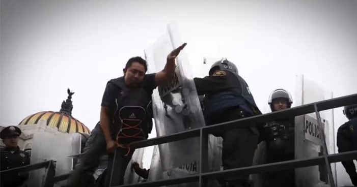 'Se violan más derechos humanos en México que en Venezuela': Ackerman