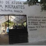 'Trump oaxaqueño' amenaza con cerrar refugio del migrante