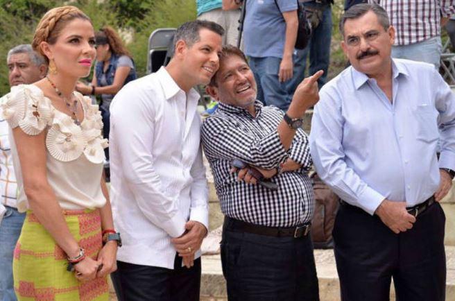 Desprecia Murat a diplomáticos alemanes por ir a grabación de telenovela de Juan Osorio