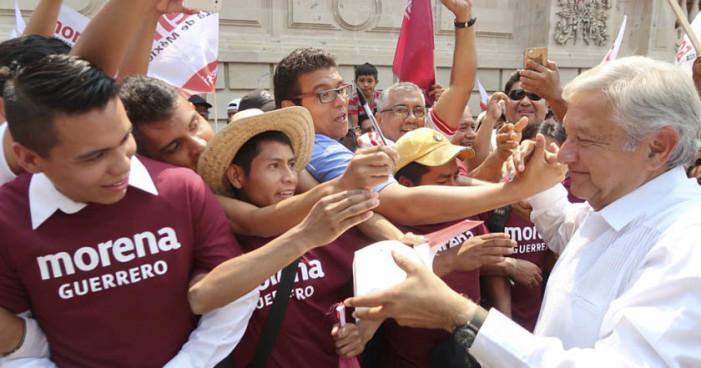 AMLO concreta Acuerdo de Unidad en Guerrero