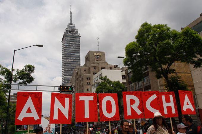Antorcha Campesina reconoce corrupción del PRI y de todas maneras votarán por él