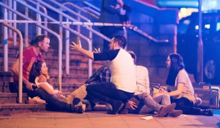 Peña Nieto lamenta tragedia en concierto de Ariana Grande en Manchester Arena