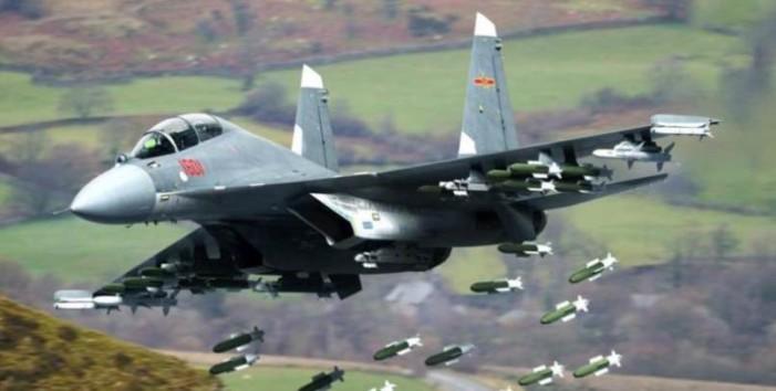 Cazas chinos interceptan avión de Estados Unidos
