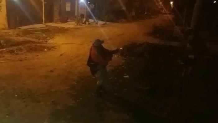Ametrallan casas y autos de vecinos que denunciaron avance del narco (video)