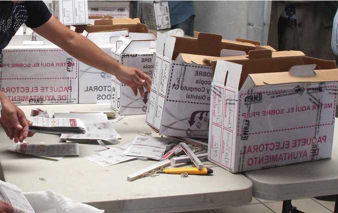 PREP en Coahuila no cumple su función, cierra faltando el 28% de casillas