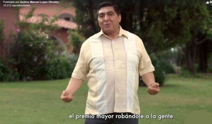 Carlos Bonavides llama a votar por Morena 'no se vale que siempre se quieran llevar el premio mayor'