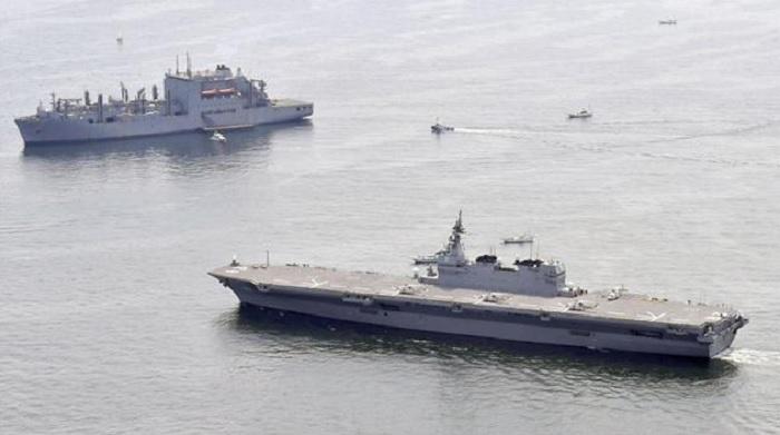 Japón se suma a Estados Unidos contra Corea del Norte