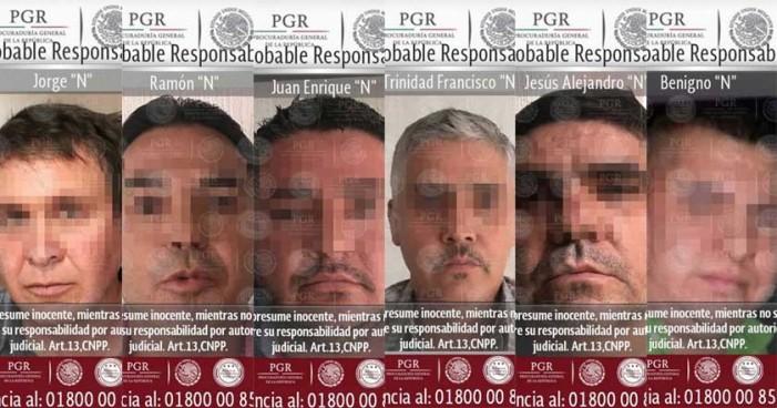 Caen seis presuntos escoltas del 'Mini Lic.' en Cd de México
