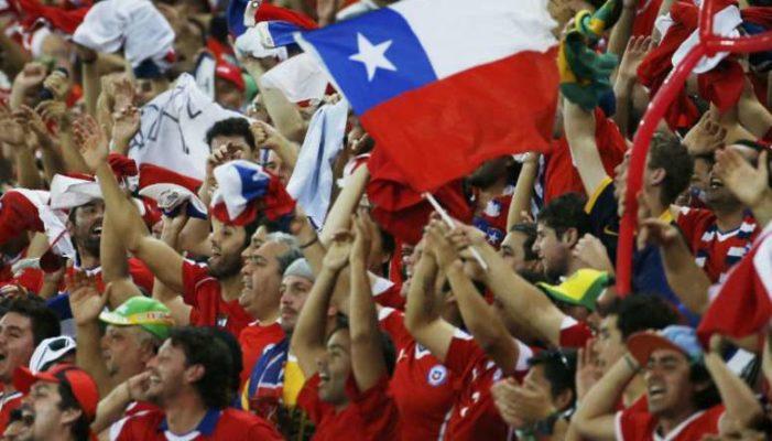 Chile aconseja a sus aficionados no 'piropear' mujeres en Rusia