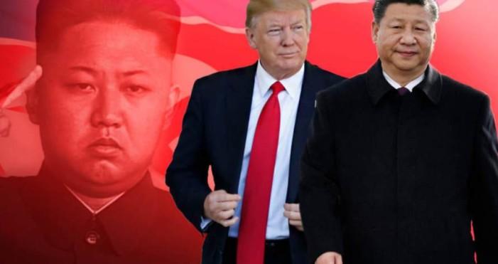 Las amenazas militares no ayudarán a resolver conflicto con Corea del Norte: China a EU