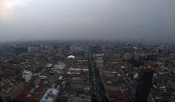 Valle de México está en contingencia ambiental y se activó la Fase 1