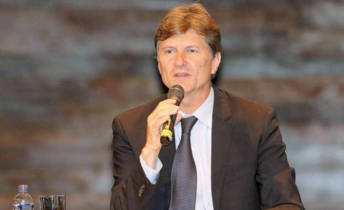 Hijo del expresidente De la Madrid se destapa para 2018