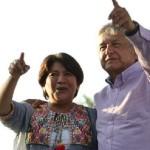 'Si muchos votamos no les alcanzará para comprar el voto': AMLO
