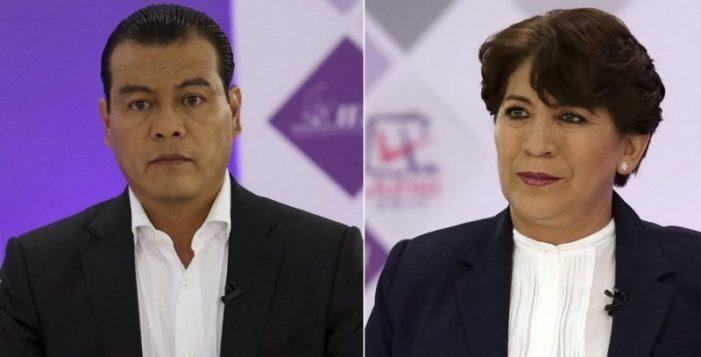 PRD en el Edomex plantea que Delfina decline en favor de Juan Zepeda