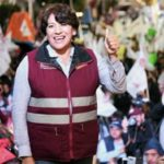 Delfina Gómez: 'Es tiempo de que uno de nosotros gobierne'