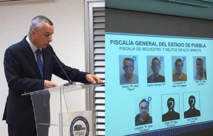 Detienen a 5 hombres que mataron a bebé y violaron a madre e hija en la México-Puebla