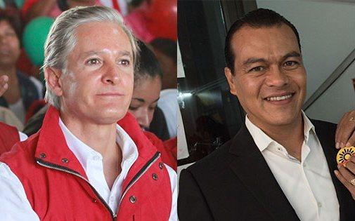 Del Mazo quiere a Juan Zepeda del PRD en su gobierno