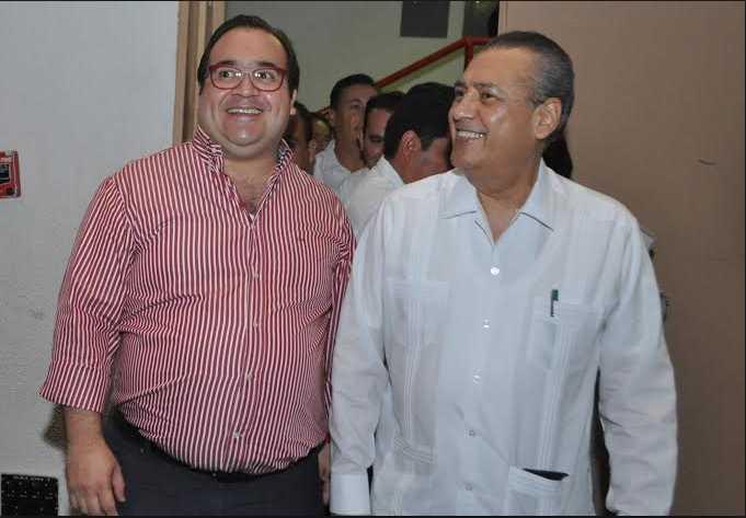 Javier Duarte entregó 200 mdp a Beltrones, deja olvidados 34 videos que lo revelan