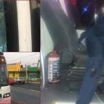 Balean a Mexibús en Ecatepec, lesionan a conductor