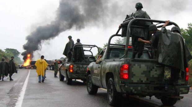 Cinco muertos, deja ataque armado en Reynosa