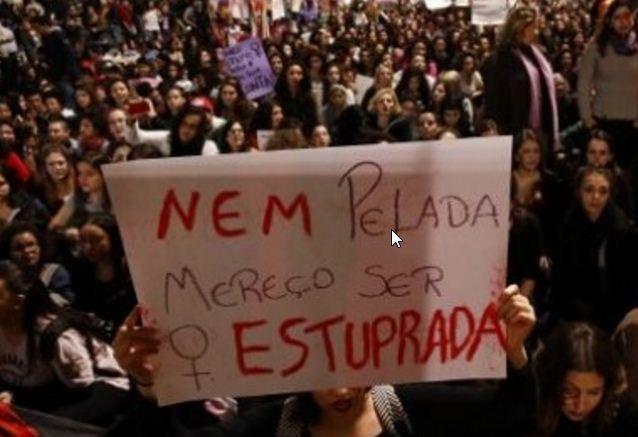 Niña de 12 años es violada por cinco hombres en Brasil