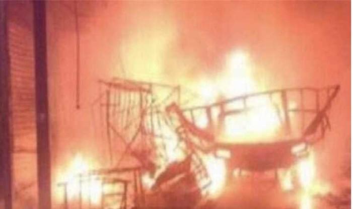 Explosión de almacén de pirotecnia en Puebla deja 14 muertos y 30 heridos