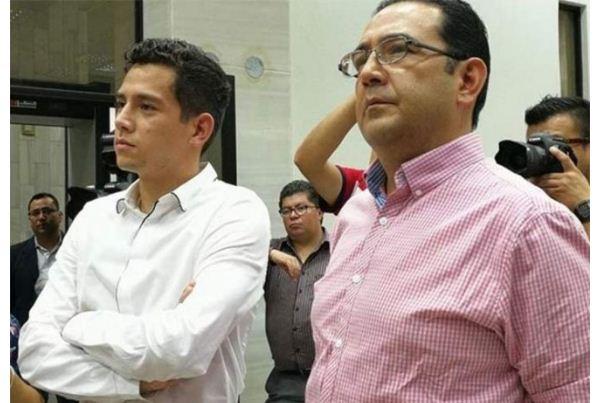 Hermano e hijo del presidente de Guatemala serán juzgados por fraude