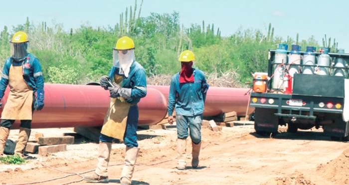 Empresa privada intenta entrar a la fuerza a territorio yaqui