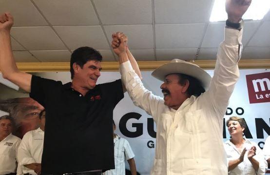 PT declina a favor de Armando Guadiana de Morena en Coahuila