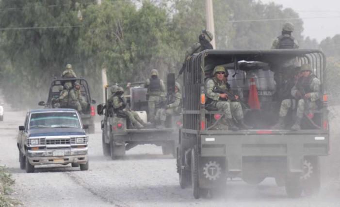 Ejército va contra huachicoleros de Tamaulipas, Guanajuato y Veracruz