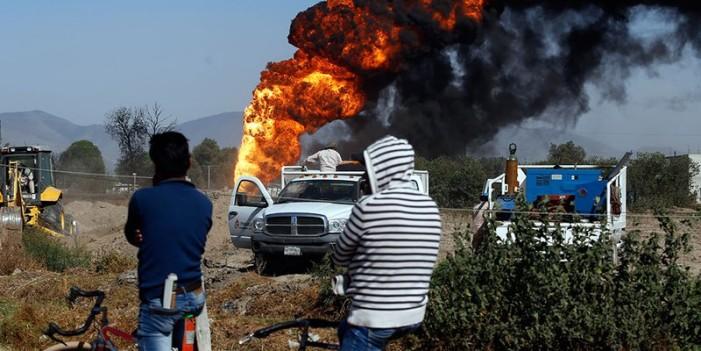 Seis ataques de 'huachicoleros' a militares en cuatro meses