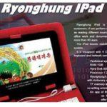 Corea del Norte fabrica su propio iPad