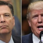 Trump despide a James Comey, director del FBI