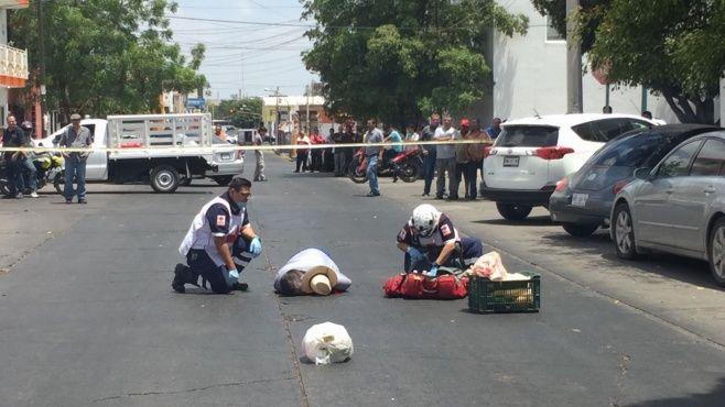 Asesinan a periodista  corresponsal de La Jornada  en Sinaloa
