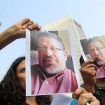 Protestas y pronunciamientos del caso de Javier Valdez