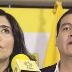 PRD negociaba declinación de Josefina Vázquez Mota por Juan Zepeda