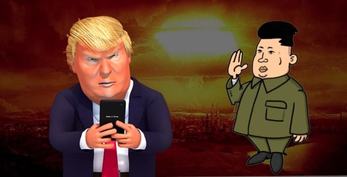 Donald Trump dijo que Kim Jong-Un es un 'loco con bombas nucleares'