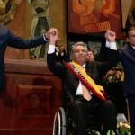 Lenín Moreno segundo Presidente con discapacidad motriz en la historia