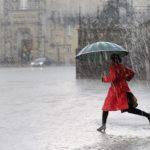 Continúan lluvias intensas en la Ciudad de México y otras partes del país