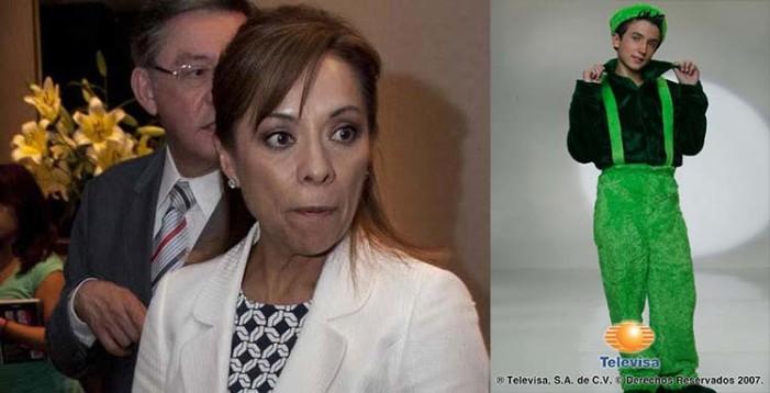 'Ludoviquito Peluche' se une a la campaña de Josefina